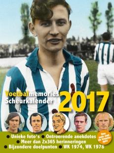 Voetbalmemories Scheurkalender 2017